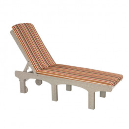 Finch Amish Poly Seat Cushions for SunSurf Lounge