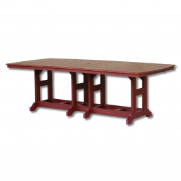 Garden Classic 44 x 96 in Table - Dining, Counter or Bar Height