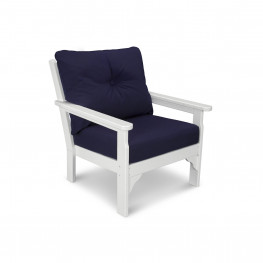POLYWOOD® Vineyard Deep Seating Chair