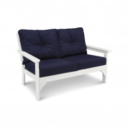 POLYWOOD® Vineyard Deep Seating Settee
