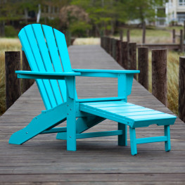 POLYWOOD South Beach Ultimate Adirondack Chair