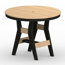 Berlin Gardens Harbor 38 in Round Counter Table