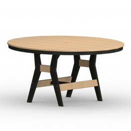Berlin Gardens Harbor 60 in Round Dining Table