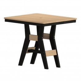 Berlin Gardens Harbor 33 in Square Dining Table
