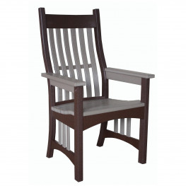 Indiana Amish Poly Rexford Arm Chair