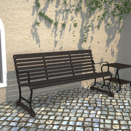 Ivy Terrace 60 Inch Bench