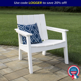 Loggerhead Tortuga Chat Chair