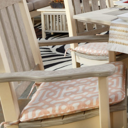 Amish Poly Seat Cushion for Keystone Dining Chair