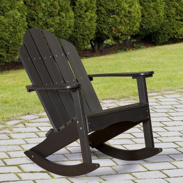 Little Cottage Classic Adirondack Rocker