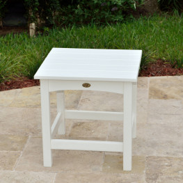 Loggerhead Square Side Table