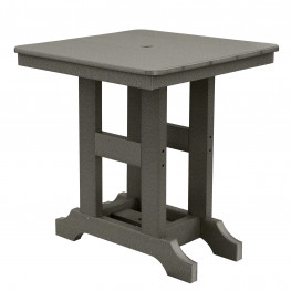 Berlin Gardens Garden Classic 28 in Square Dining - Counter -Bar Height Table