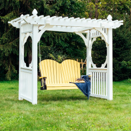 Luxcraft / Crestville® Adirondack 4 ft. Swing Set