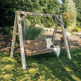 Luxcraft / Crestville® Plain 5 ft. Swing Set