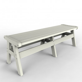 Malibu Outdoor Newport 60 in Bench