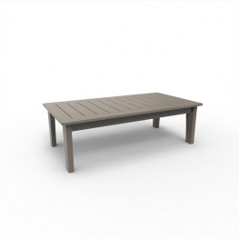 "Malibu Outdoor Maywood 26"" x 48"" Coffee Table"