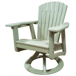 Perfect Choice Swivel Rocking Dining Chair