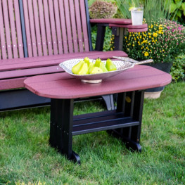 Luxcraft / Crestville® Outdoor Coffee Table