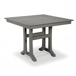 "POLYWOOD® Farmhouse 37"" Dining Table"