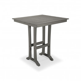 "POLYWOOD® Farmhouse 37"" Bar Table"
