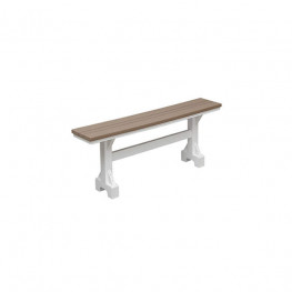 Casual Comfort Poly Lumber 3' Bench