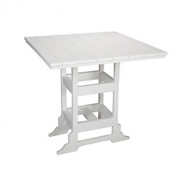 Casual Comfort Poly Lumber 42in Oceanside Counter Table -  Square