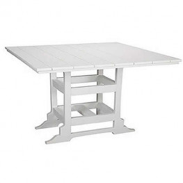 Casual Comfort Poly Lumber 60in Oceanside Dining Table -  Square