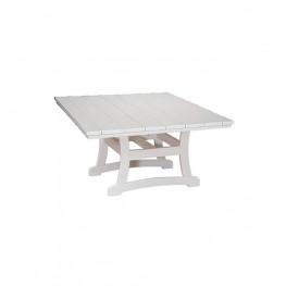 Casual Comfort Poly Lumber Bayshore 36in Conversation Table -  Square