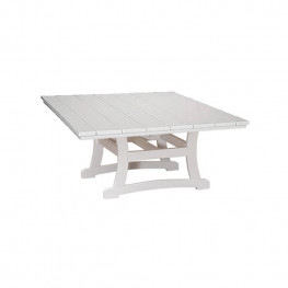 Casual Comfort Poly Lumber Bayshore 42in Conversation Table -  Square