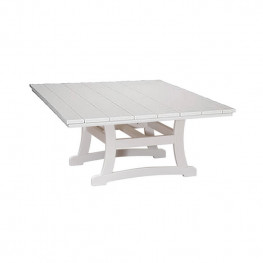 Casual Comfort Poly Lumber Bayshore 48in Conversation Table -  Square