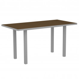POLYWOOD  Euro 36in x 72in Counter Table
