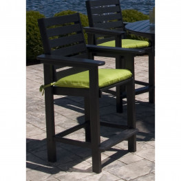 POLYWOOD Captain Counter Chair