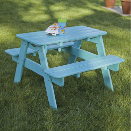 POLYWOOD Kids Picnic Table