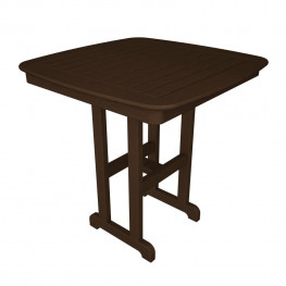 POLYWOOD Nautical 37 or 44 In Counter Table