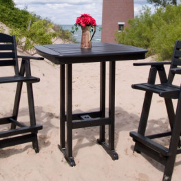 POLYWOOD Nautical 44 Bar Table