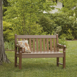 POLYWOOD Rockford 48 in Bench