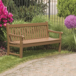 POLYWOOD Rockford 72 in Bench