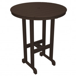 POLYWOOD Round 36 or 48 In Bar Table