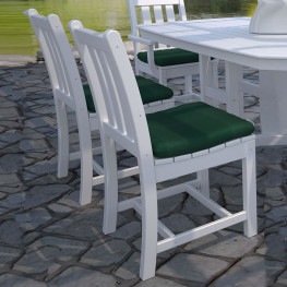 POLYWOOD Traditional Garden Side Chair