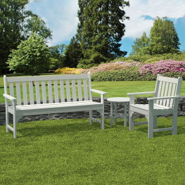 POLYWOOD® Vineyard Garden Seating Set