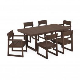 POLYWOOD® EDGE 7-Piece Dining Set