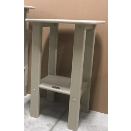 Perfect Choice Counter Height Side Table