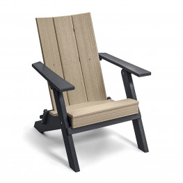 Perfect Choice Stanton Folding Adirondack Chair