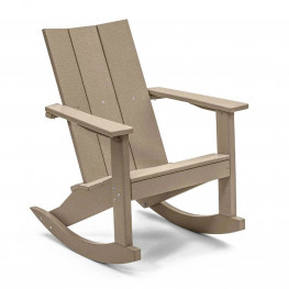 Perfect Choice Stanton Rocking Adirondack Chair