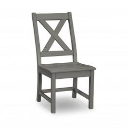 POLYWOOD® Braxton Dining Side Chair