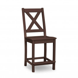 POLYWOOD® Braxton Counter Side Chair