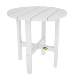 Trex® Outdoor Furniture Cape Cod 18 in Round Side Table
