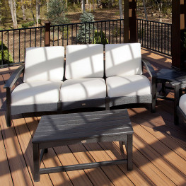 Trex® Outdoor Furniture Rockport Club Sofa
