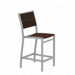 Trex® Outdoor Furniture Surf City Counter Side Chair