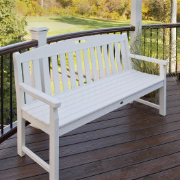 Trex® Outdoor Furniture Yacht Club 60 In Bench