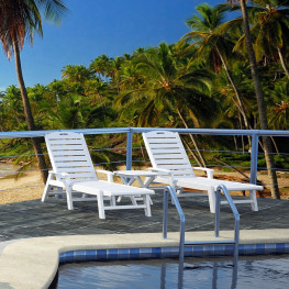 Trex® Outdoor Furniture Yacht Club Lounge Set